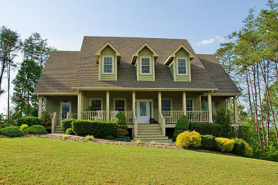 Sevierville Single Family Home For Sale: 1821 Valley Woods Drive