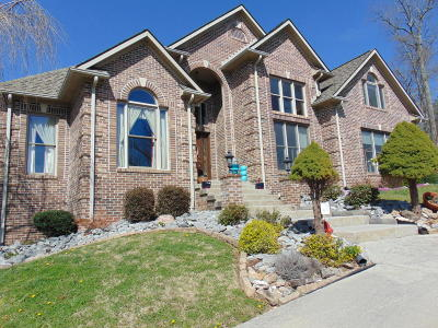 Harrogate Single Family Home For Sale: 377 Yorkshire Dr.
