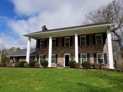 Lenoir City Single Family Home For Sale: 3374 Davis Lane