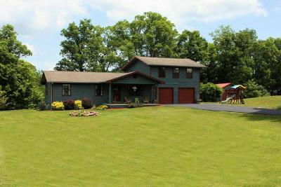 Campbell County Single Family Home For Sale: 470 Oak Run Lane