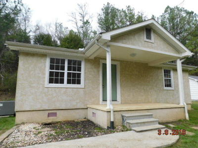 Vonore Single Family Home For Sale: 1651 Highway 360
