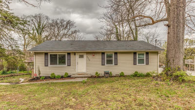Knoxville TN Single Family Home For Sale: $97,500