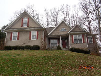 Blount County, Loudon County, Monroe County Single Family Home For Sale: 1424 Chickadee Circle