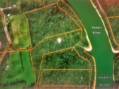 Campbell County, Anderson County, Union County, Claiborne County, Grainger County Residential Lots & Land For Sale: Jones Ridge Rd