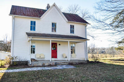 Maryville Single Family Home For Sale: 179 Keeble Rd