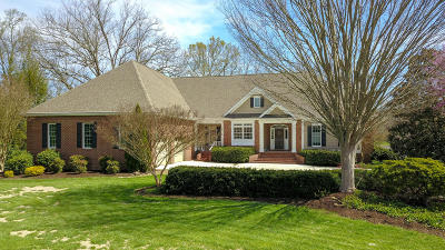 Alcoa, Friendsville, Greenback, Knoxville, Louisville, Maryville, Rockford, Sevierville, Seymour, Tallassee, Townsend, Walland, Lenoir City, Loudon, Philadelphia, Sweetwater, Vonore, Coker Creek, Englewood, Madisonville, Reliance, Tellico Plains Single Family Home For Sale: 3863 Attley Drive