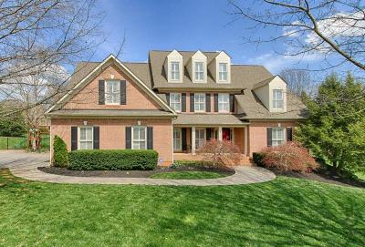 Knoxville Single Family Home For Sale: 9100 Hailes Abbey Lane