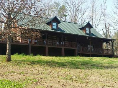 Maryville Single Family Home For Sale: 1519 Big Gully Rd