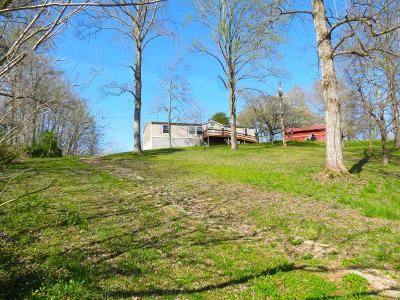 Oliver Springs Single Family Home For Sale: 641 Kingston Ave