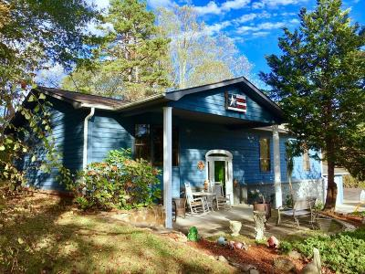 Oliver Springs Single Family Home For Sale: 124 Dale Ave