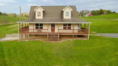 Greenback Single Family Home For Sale: 6328 Highway 95 N