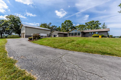 Maryville Single Family Home For Sale: 602 Chilhowee View Rd