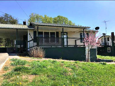 Jefferson County Single Family Home For Sale: 2182 Mansfield Gap Rd