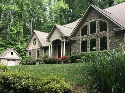 Sevierville TN Single Family Home For Sale: $1,690,000