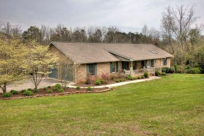 Maryville Single Family Home For Sale: 3043 Shadowbrook Drive