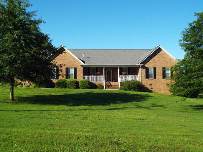 Maryville Single Family Home For Sale: 3026 Peach Orchard Rd