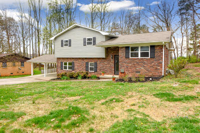 Maryville Single Family Home For Sale: 501 Sherwood Drive