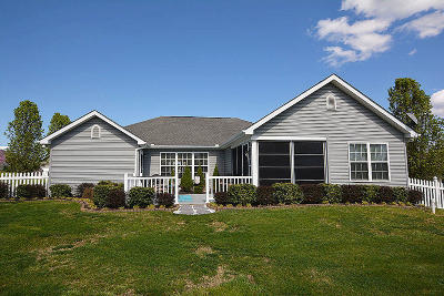 Seymour Single Family Home For Sale: 112 Cumberland Gap Drive