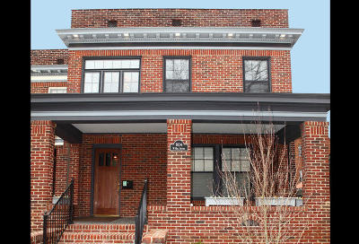 Knoxville Single Family Home For Sale: 804 W Hill Ave