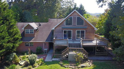 Single Family Home For Sale: 668 River Rd