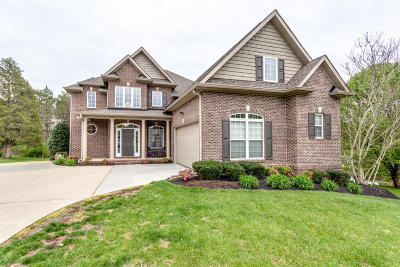 Knoxville Single Family Home For Sale: 12604 Sweet Gate Lane