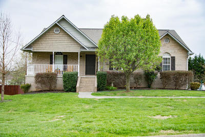 Lenoir City Single Family Home For Sale: 150 Brentwood Place