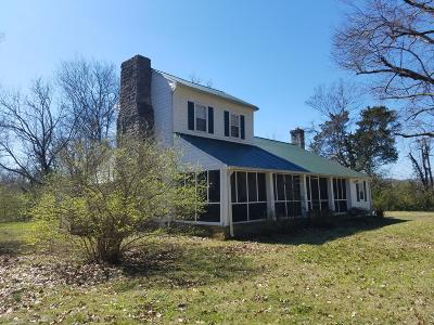 Single Family Home For Sale: 3080 Hillsboro Rd