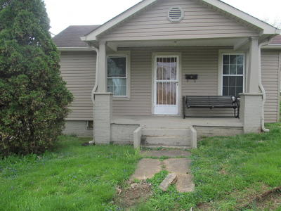 Knoxville Single Family Home For Sale: 1611 Elm St