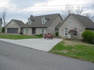 Lafollette Single Family Home For Sale: 312 Country Club Rd