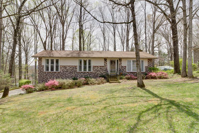 Powell Single Family Home For Sale: 7901 Cranley Rd