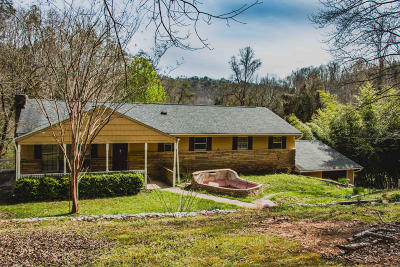 Maryville Single Family Home For Sale: 5018 Stump Rd