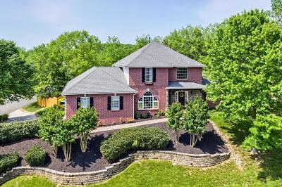 Knoxville Single Family Home For Sale: 754 Harbor Way