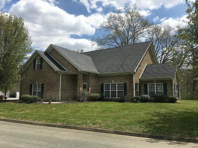 Oak Ridge Single Family Home For Sale: 201 W Southwood