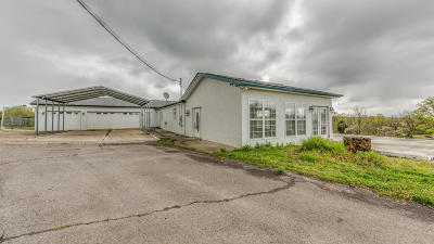 New Market Single Family Home For Sale: 1750 Highway 25-70