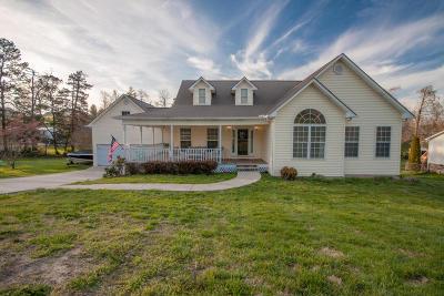 Jacksboro Single Family Home For Sale: 131 Abby Lane