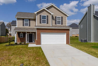 Maryville Single Family Home For Sale: 230 Whistlestop Lane