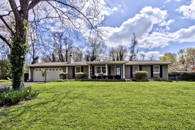 Knoxville Single Family Home For Sale: 7100 Dogwood Drive