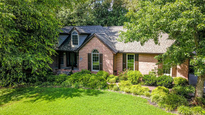 Friendsville, Greenback, Maryville Single Family Home For Sale: 323 Windridge Rd