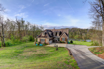 Blount County, Knox County, Loudon County, Monroe County Single Family Home For Sale: 3001 Rush Miller Rd