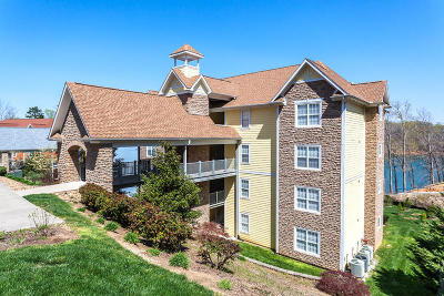 Anderson County, Campbell County, Claiborne County, Grainger County, Union County Condo/Townhouse For Sale: 342 Pinnacle Point