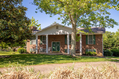 Maryville Single Family Home For Sale: 725 Morton Circle