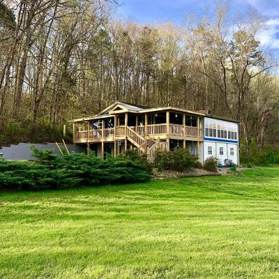 Knox County Single Family Home For Sale: 2121 Kennedy Rd