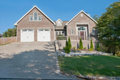 Knoxville Single Family Home For Sale: 1126 Bob Kirby Rd