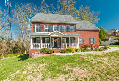 Knoxville Single Family Home For Sale: 9531 Grassy Meadow Blvd. Blvd