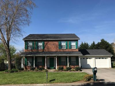 Knoxville TN Single Family Home Sold: $250,000