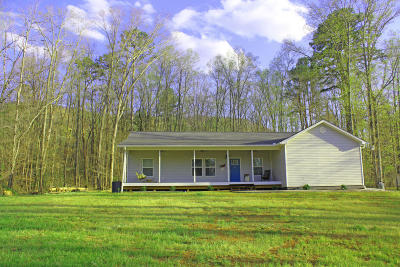 Walland Single Family Home For Sale: 4136 Barb Hollow Rd