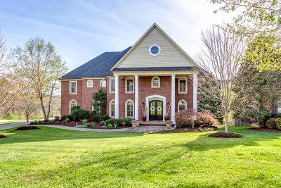 Knoxville Single Family Home For Sale: 1831 Greywell Rd