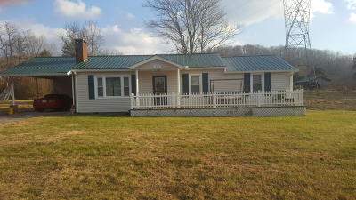 Lenoir City Single Family Home For Sale: 1055 E Hines Valley Rd
