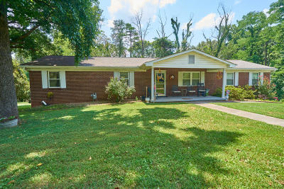 Maryville Single Family Home For Sale: 2334 Sentell Drive