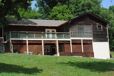 Rocky Top Single Family Home For Sale: 398 Clear Branch Rd